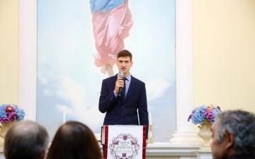 Представление дипломной работы. Гусев П.В.   Ноябрь 2018