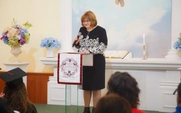 2 ноября 2019 года в Санкт-Петербургской евангелической Богословской Академии состоялась торжественная Градуация наших выпускников!_7