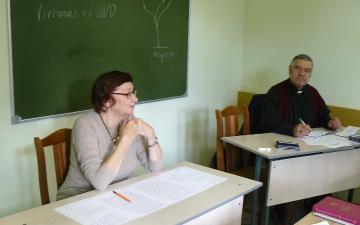 Студенты сдают зачет_4