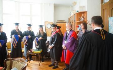 2 ноября 2019 года в Санкт-Петербургской евангелической Богословской Академии состоялась торжественная Градуация наших выпускников!_1