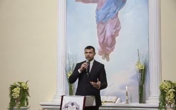 Представление дипломных работ и защита диссертационных работ в Санкт-Петербургской евангелической Богословской Академии._6
